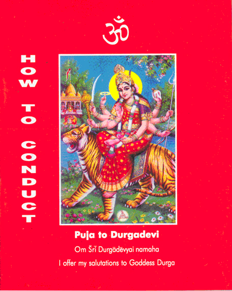 Puja Booklet