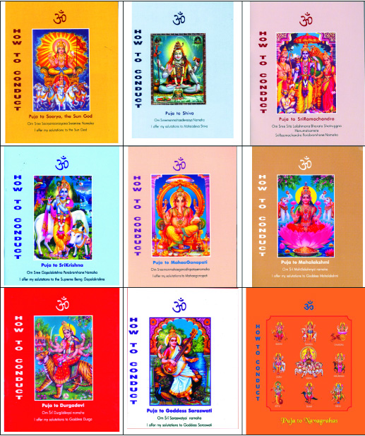 Puja Booklets