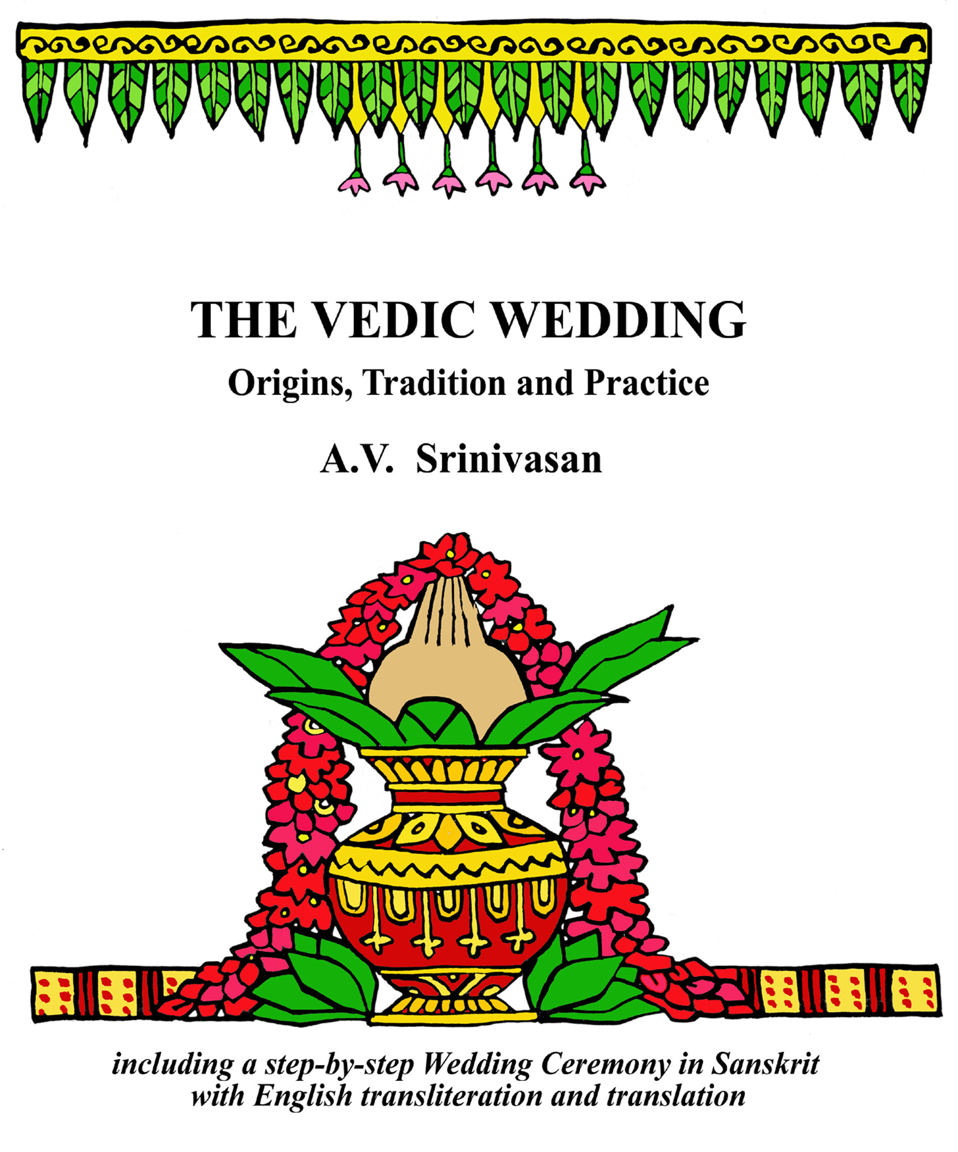 VEDIC WEDDING Cover Page